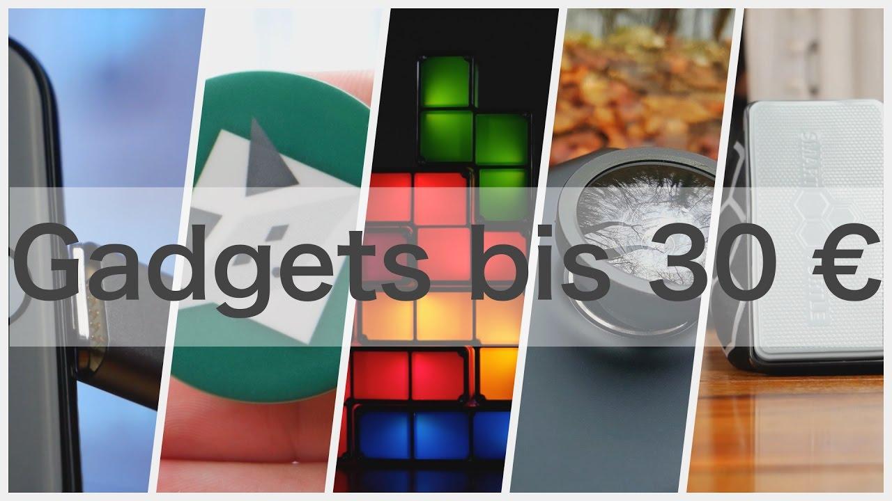 5 Coole Gadgets Und Geschenkideen Unter 30 Youtube
