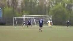 Kicker's vs Staaken 07 Tor von Alex G (Kirchenliga Berlin)