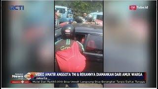 VIRAL! Oknum TNI Diamuk Massa Usai Tabrak Ojol di Ciracas - SIP 13/09