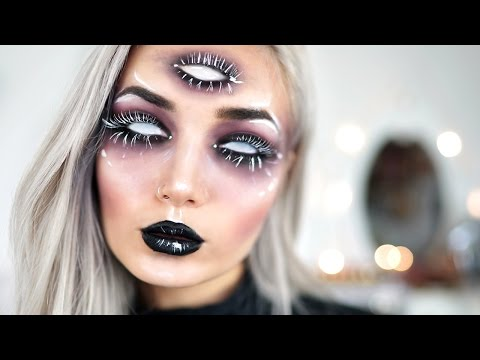 Miss Peregrine's Inspired Make-up Tutorial ad