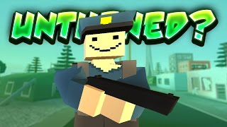 UNTURNED IN ROBLOX!? (Outlive Alpha)