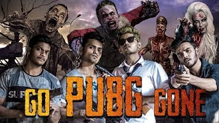 PUBG India -2 |Zombie Version| Real Life PUBG Wish NeU |