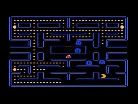 Pac-Man (Atari XL/XE)