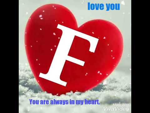 F Letters Whatsapp Status F Name Whatsapp Stuts Letters F Letters A Letters S Letters Love Wha Youtube