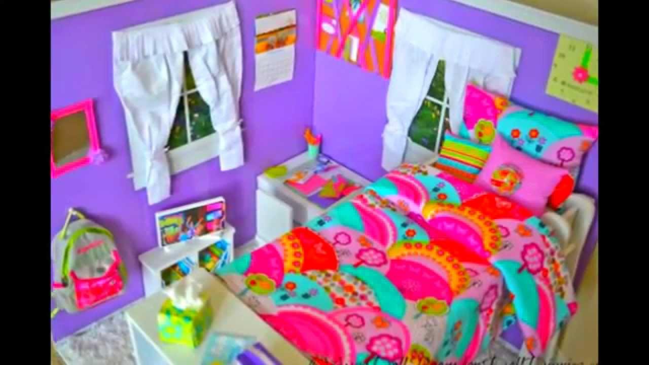 American Girl Furniture Ideas American Girl Room Ideas Furniture I
