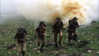 Indian Army Song - kadam kadam badhaye ja