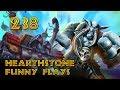 Hearthstone Funny Plays 238