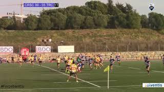 20190119 Senior DHB Grup B Club Rugby Sant Cugat vs Tatami Rugby