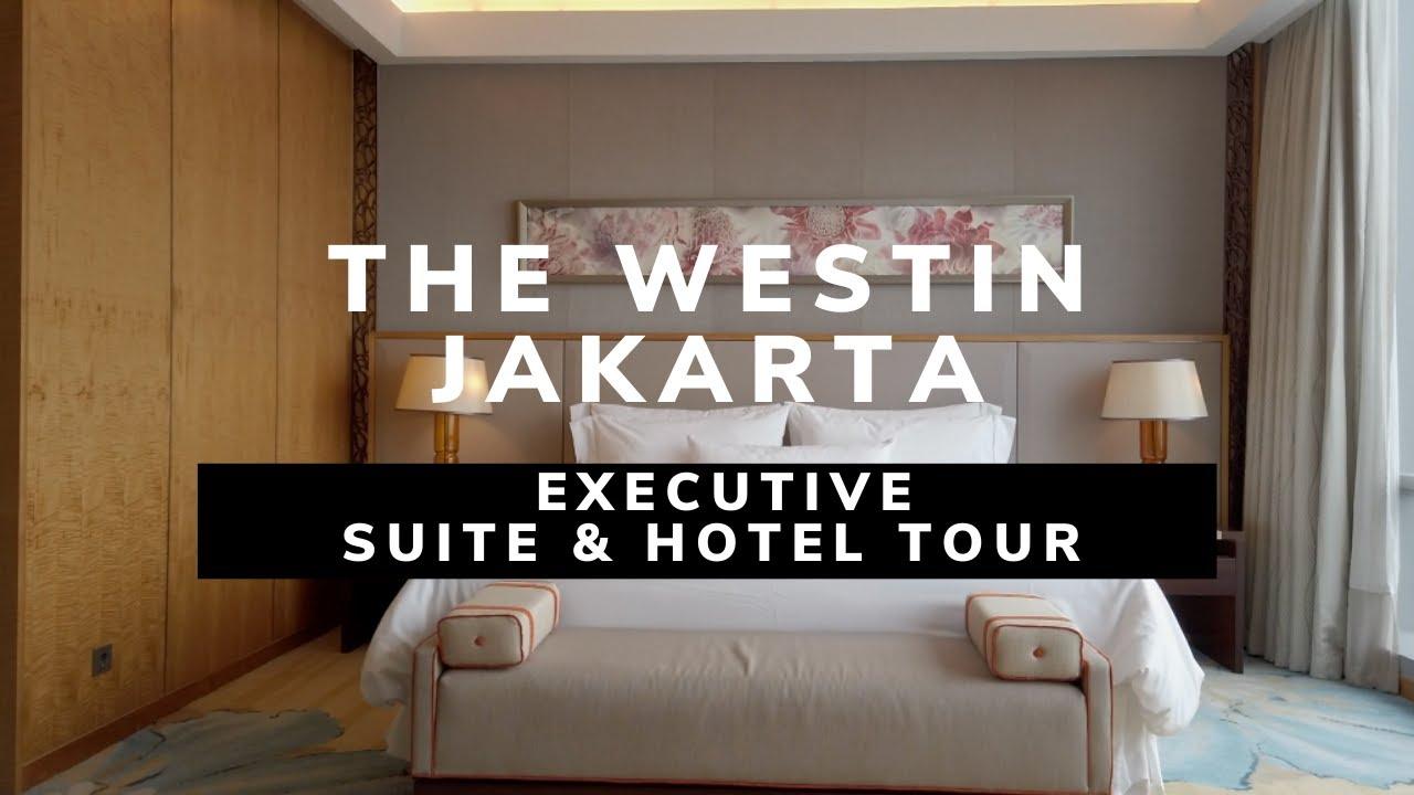Oct 2020 Review Westin Jakarta Executive Suite Club Lounge Breakfast Terbaik Di Bonvoy Jkt Youtube