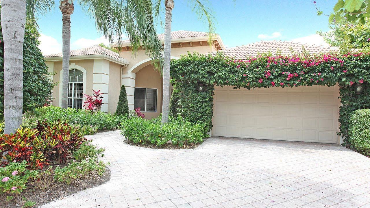 120 Vintage Isle Lane Palm Beach Gardens Florida 33418 - YouTube