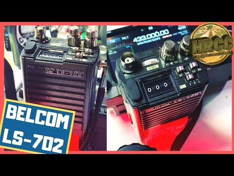 Weird Gear! Belcom LS-702 433 MHz SSB&FM Ham Radio Transciever