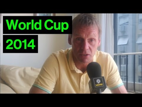 Psycho Analysis! England v Uruguay Stuart Pearce Preview