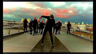 Dancing Shadow-Step by Step(Dance Video)DROELOE ft Iris Penning(fytch remix)