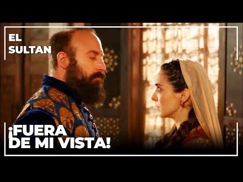 ¡El sultán Suleiman expulsó a Mahidevran del palacio! |  El Sultán
