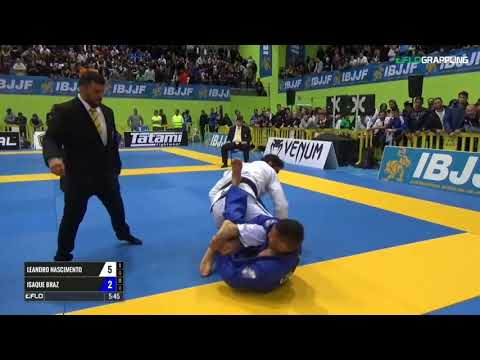 Leandro Lo 2018 BJJ Highlight