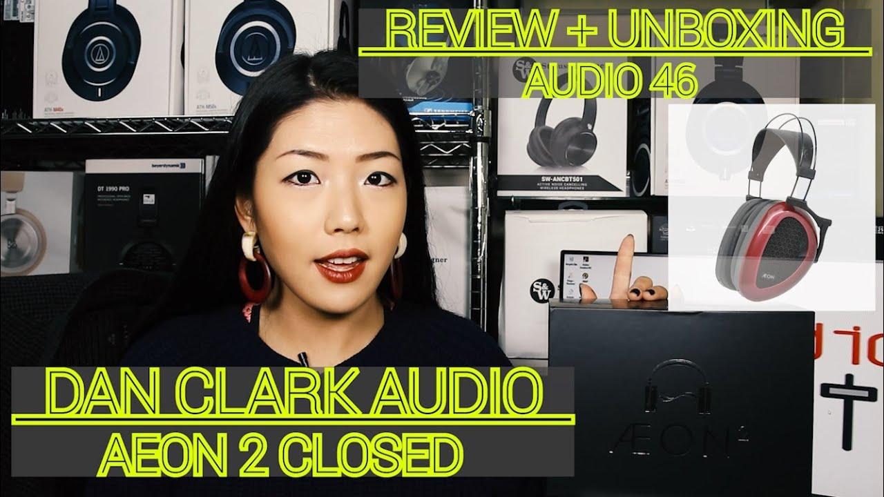 Dan Clark Aeon 2 Closed Back Headphones