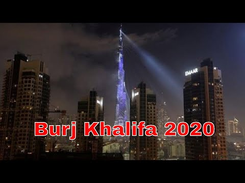 live Dubai uae 2019 | Dubai New Year Celebration 2020 at Burj khalifa | Burj Khalifa new year 2020 |