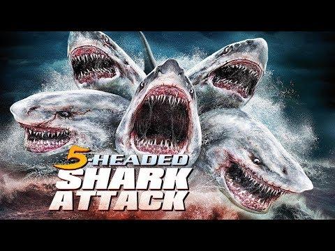 Shark Movie : 5Headed Shark Attack