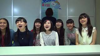 3B juniorのUstです 出演者 愛来(奥澤村) 内山あみ((現)ロッカジャ...