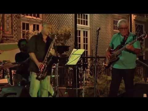 Palco Niterói Discos - Alex Malheiros & Banda Utopia