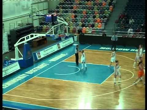 Anna KHMELEVSKAYA basketball