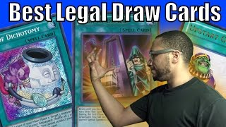 Top 10 BEST non forbidden draw cards in Yugioh!