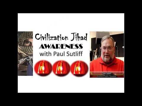 Civilization Jihad Awareness with Oren Litwin 11-8-2017
