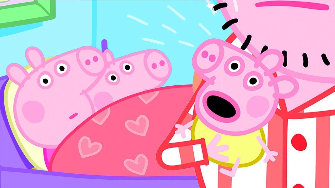 Peppa Pig en Español Episodios completos Mi primito | Pepa la cerdita