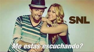 Repeat youtube video Jason Mraz & Colbie Caillat - Lucky[Español]