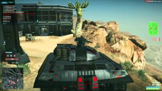 Planetside 2 Gameplay: Best farming spot on Indar