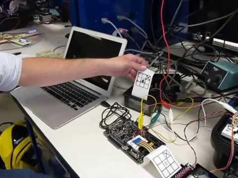 MIT 6.115 Final Project - Mini Printer & Scanner thumbnail