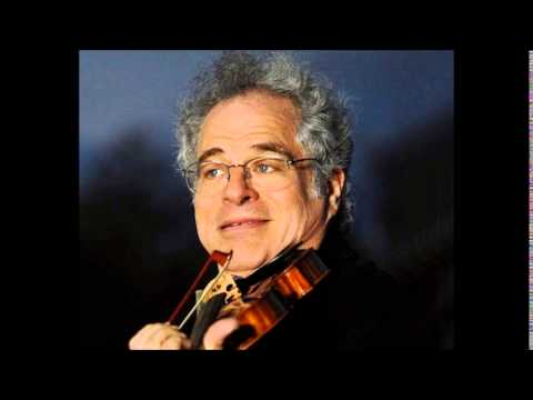 Itzhak Perlman, Bach Partita No.2 in D minor BWV 1004