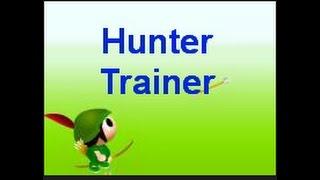 Hunter Trainer тренер охотника флеш онлайн мини игры / Hunter Trainer flash online mini games