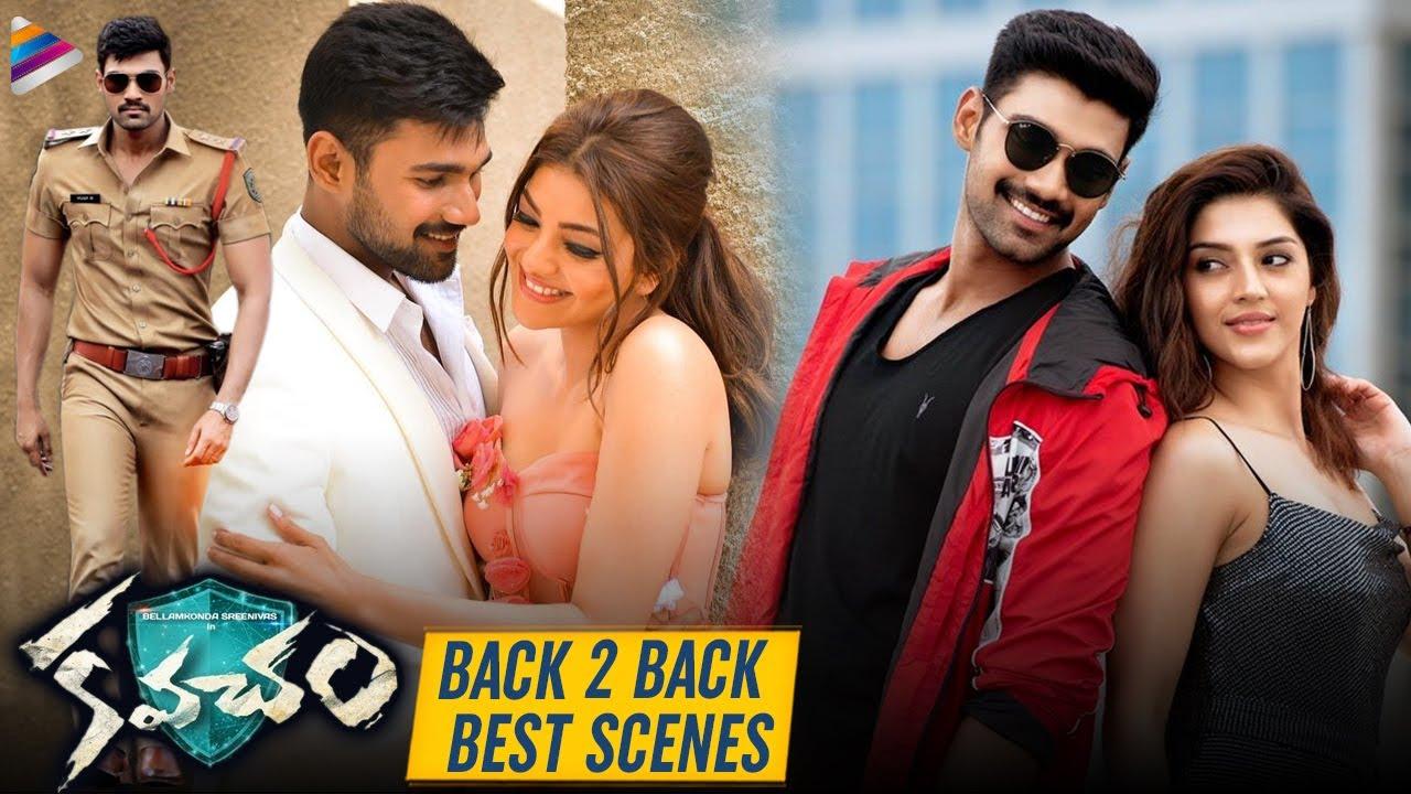 Download Kavacham Movie Back To Back Best Scenes | Kajal Aggarwal | Bellamkonda Sreenivas | Mehreen Pirzada