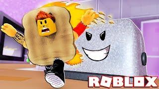 A bread in distress! - Roblox