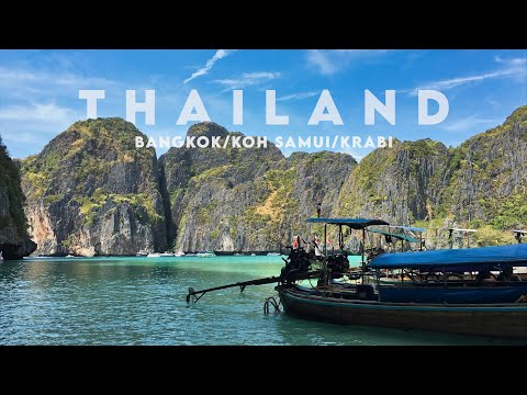 Thailand Bangkok/Koh Samui/Krabi