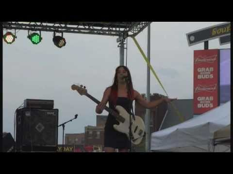 Trampled Under Foot Live at the 2013 South Bend Blues and Rib Fest !!!