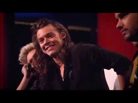 Harry Styles - James Corden Talking About Taylor Swift