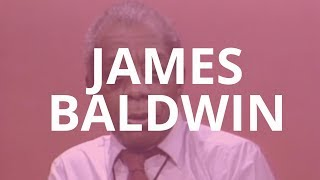 1984 James Baldwin Interview • Hampshire College Archives and Special Collections