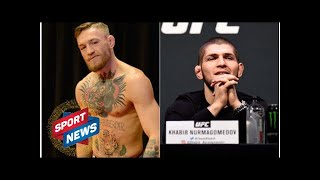 Conor McGregor vs Khabib to be announced this week? Bout could be confirmed in coming days
