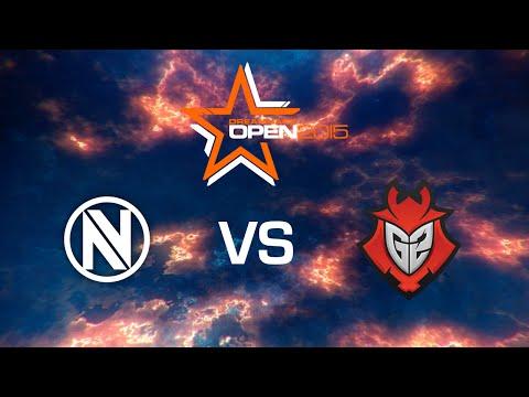 Team EnVyUs vs. G2 Esports - Inferno - Semi-final - Game 2 - DreamHack Open Cluj-Napoca 2015