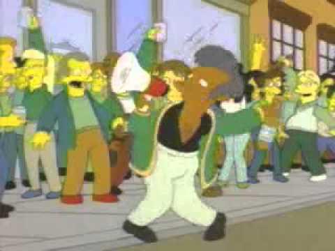 The Simpsons - St. Patrick
