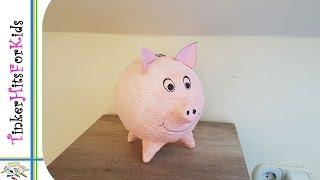 How to make a Ballon money box
