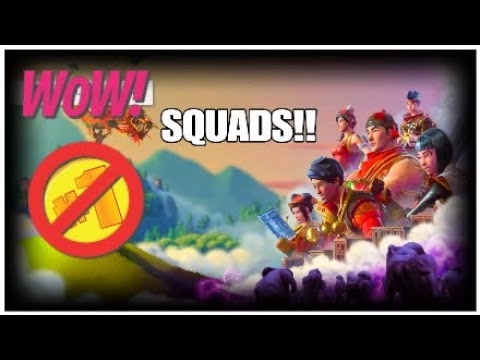 *CARRYING MY SQUAD TO VICTORY * Fortnite Battle Royal
