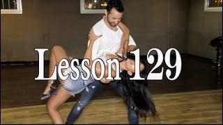 Tzvika and Lital Bachata Master Lesson 129