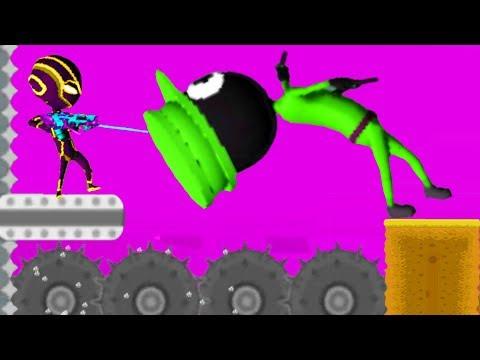 STICKMAN SHOOTER ELITE STRIKEFORCE - Walkthrough Gameplay Part 8 (iOS Android)