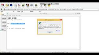 How to Register Internet Downloader Manager For Free Latest 2019!
