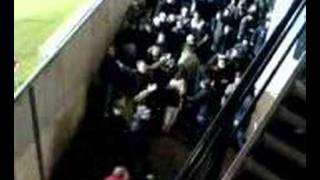 Nec hooligans kicks Feijenoords ass