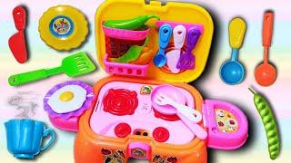 Download Mainan Masak Masakan 💞 Mainan Anak Perempuan Kompornya Bisa Bunyi 💞 Jual Jualan Pembelinya Ketiduran