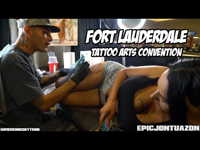 Fort Lauderdale Tattoo Arts Convention 2018 | Villain Arts